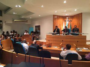 Câmara de Vereadores de Três Rios realiza primeira Tribuna Livre de 2017