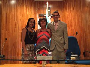 Câmara Municipal homenageia Marinéia Melo