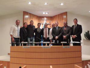CMTR recebe visita do presidente da Câmara de Santana do Deserto