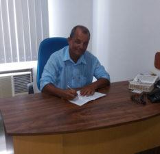 Telmo Cardoso solicita construção de um refeitório no Galpão da Vila Isabel