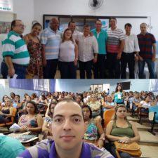 Vereadores trirrienses participam do I Seminário do Programa Bolsa Família