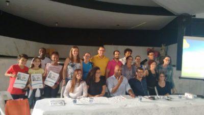 Presidente da Comissão de Educação e Cultura, vereador Luiz Alberto, participa de Oficina Monteiro Lobato