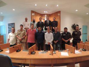 Câmara de Vereadores reúne gestores da segurança pública, gestores políticos e atuantes no combate às drogas