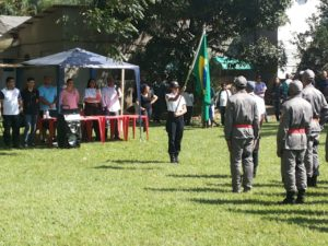 Vereador Jonas Mascarenhas Macedo participa de formatura de bombeiros civis