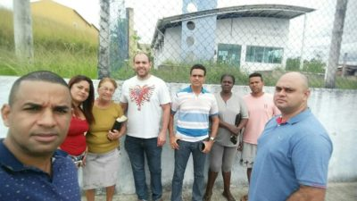 Vereadores visitam Bairro Habitat e encaminham relatório para o chefe do Poder Executivo