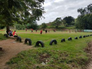 Vereadores pedem legalização do campo de futebol da Pedreira, no Ponto Azul