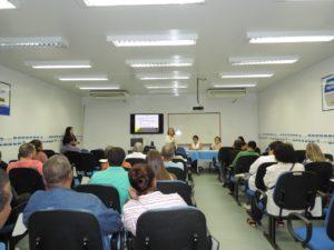 Vereador Fabiano Oliveira participa de reunião sobre aterro sanitário