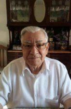 Missa em homenagem aos 60 anos de sacerdócio do padre Geraldo
