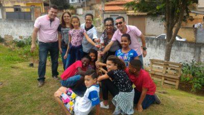 CAC Três Rios participa de evento da Escola Municipal Santa Luzia