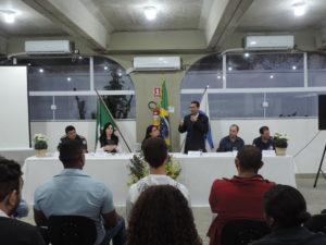 Nilcélio Sá participa de debate sobre Segurança Pública na Univértix