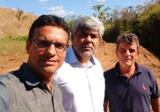 Vereadores visitam Bemposta e acompanham andamento do Programa Limpa Rio
