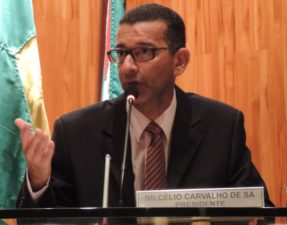 Presidente da Câmara de Vereadores busca melhorias para agentes comunitárias de saúde