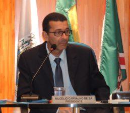 Presidente da Câmara de Vereadores solicita melhorias para a Praça JK