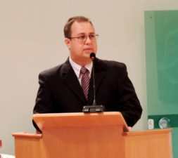 Vereador Arthur Palante acompanha serviços da Secretaria de Serviços Públicos