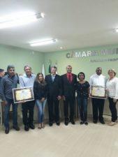 Vereador Guezo recebe título de cidadania chiadorense