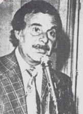 Falecimento do ex-prefeito Waldir José de Medeiros