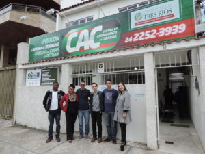 CAC Três Rios ultrapassa 3,5 mil atendimentos em setembro