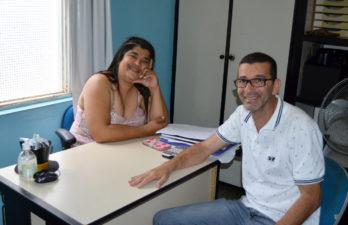 Vereador Nilcélio Sá visita Escola Municipal Margaretha Schooler