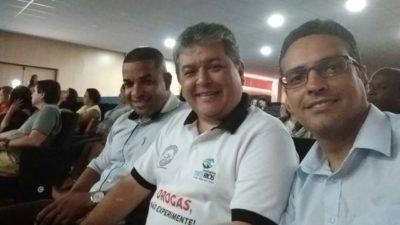 Vereadores participam de Fórum de Discussão de Políticas Antidrogas