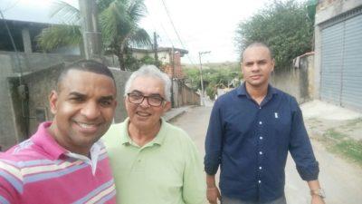 Vereador Rogério Camarinho solicita melhorias para Conjunto Habitacional Morar Bem