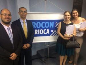CAC Três Rios presente na 1ª Reunião do Fórum dos Procons do Rio de Janeiro