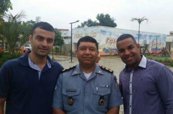 Autoridades discutem criação do Central Comunitária de Policiamento