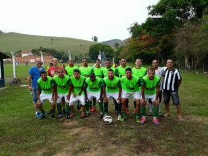 Fabiano Oliveira participa da Taça Tiago Felipe de Futebol