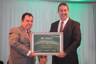 Vereador Isaías de Oliveira ganha cidadania sulparaibana