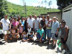 Vereador Bill segue em busca de melhorias para as Ruas Orozimbo Flores e Fortaleza