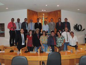 Funcionárias do Poder Legislativo são homenageadas pelos 30 anos de serviços prestados