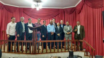 Vereadores participam de formatura de regentes