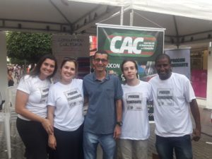 Vereadores participam de Procon Itinerante