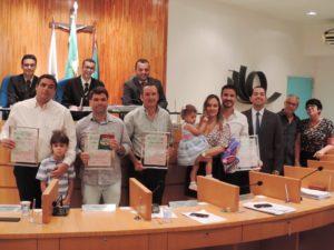 """Câmara de Vereadores entrega título """"Amigo de Três Rios"""" pela primeira vez"""