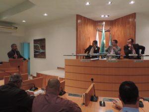 Vereadores solicitam reforço do policiamento em Bemposta
