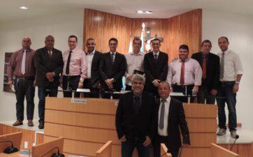 Visita à Casa Legislativa trirriense