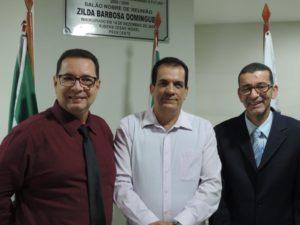 """Luiz Alberto Barbosa e Nilcélio Sá lembram """"Dia do Coração Aquecido"""""""