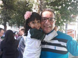 Vereador Luiz Alberto participa de reinauguração do Jardim de Infância Municipalizado Carlos Ribas