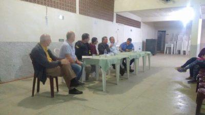 Vereadores discutem transporte coletivo no distrito de Bemposta