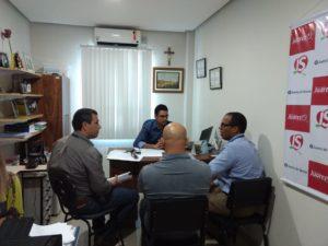 Equipe da CEG Rio atende solicitação do vereador Juarez da Saúde e melhora atendimento em Três Rios