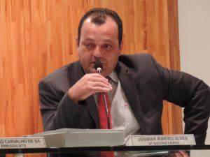 Vereador Zimar solicita informações sobre obras solicitadas no orçamento impositivo