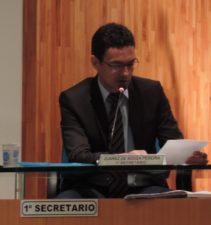 Vereador Juarez da Saúde solicita atenção para processo de individualização dos hidrômetros nos condomínios residenciais