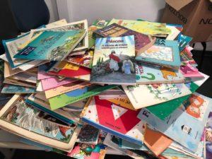 CAC Três Rios recolhe mais de 250 livros na Campanha Era uma vez…a sua solidariedade!