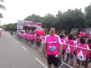 Luiz Alberto Barbosa participa de Caminhada da Vida