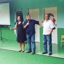 Telmo Cardoso participa da entrega da revitalização da Creche da Vila Isabel