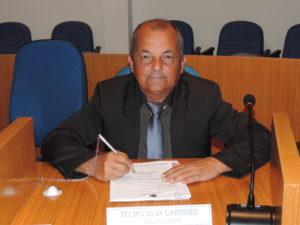 Vereador Telmo Cardoso solicita implantação de programa online para acompanhamento de consultas e exames