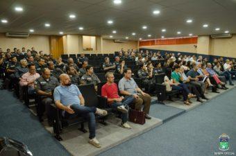 Vereadores participam de Seminário sobre os Novos Desafios da Segurança Pública
