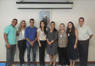Vereadores visitam Hospital de Clínicas Nossa Senhora da Conceição