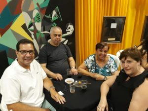Luiz Alberto prestigia nova diretoria do GATVC