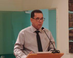 Vereador Luiz Alberto Barbosa fala sobre a importância da limpeza dos bueiros, córregos e medida preventivas no período chuvoso
