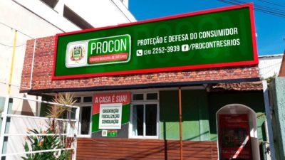 Procon Três Rios ganha novo endereço